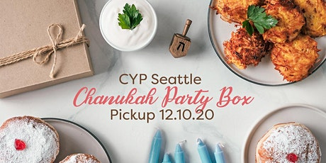 The Chanukah Party Box tickets