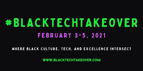 Black Tech Takeover tickets