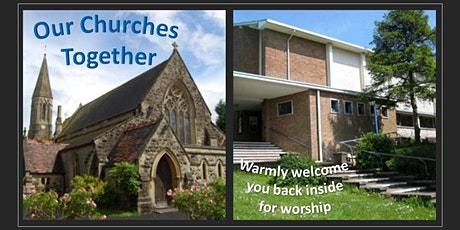 Sunday Eucharist Service (Common Worship) at St Barnabas Purley Church Hall tickets