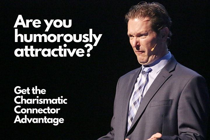 Get The Charismatic Connector Advantage image