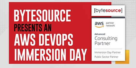 AWS DevOps Immersion Day - powered by ByteSource tickets