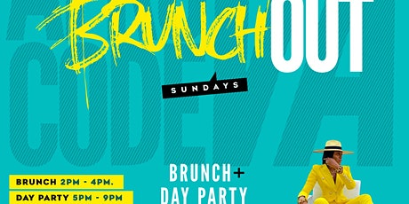 Sunday BrunchOUT VA | Brunch & Day Party {Every Sunday} tickets
