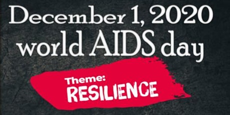 WORLD AIDS DAY 2020 tickets