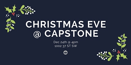 CHRISTMAS EVE with Capstone
