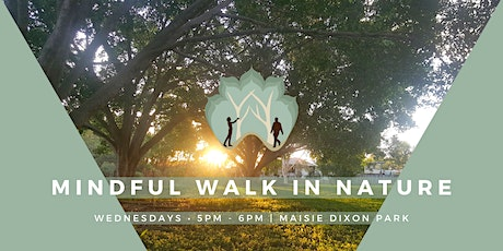 FREE Guided Mindfulness Walk - Forest Therapy tickets