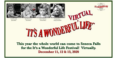 It's A Wonderful Virtual Life tickets