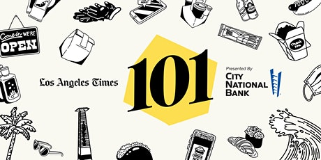 L.A. Times 101 List Launch Event tickets