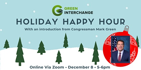 Green Interchange Holiday Happy Hour tickets