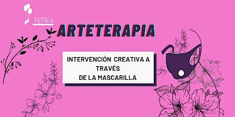 Arteterapia: Intervención creativa a través de la mascarilla. entradas