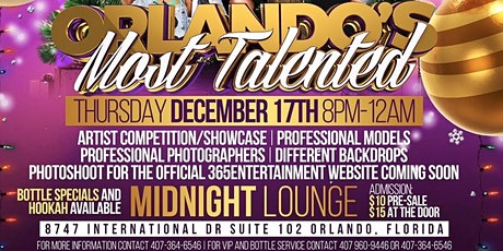 Orlando's Most Talented tickets