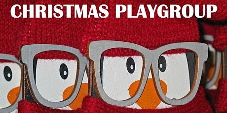 Christmas Playgroup tickets