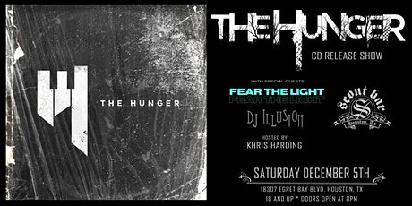 THE HUNGER - CD Release Show tickets