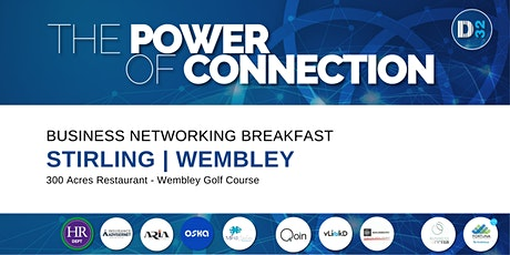 District32 Business Networking Perth – Stirling (Wembley) - Tue 19th Jan