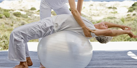 Pilates - Active Over 50s				(24034.1130) tickets