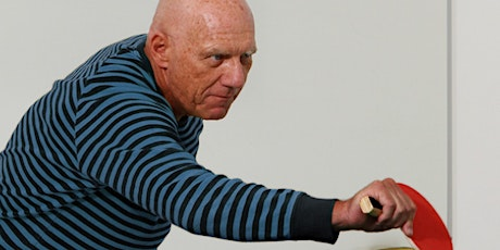 Table Tennis - Waverley Council - Active Over 50s		   (24034.1130) tickets