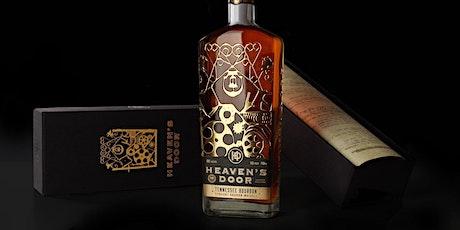 Heaven's Door Whiskey Bourbon Dinner tickets