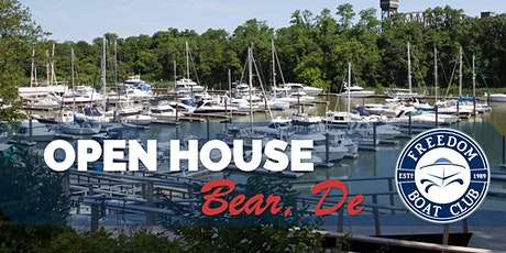 Freedom Boat Club Bear | LAST Open House of the Season! tickets