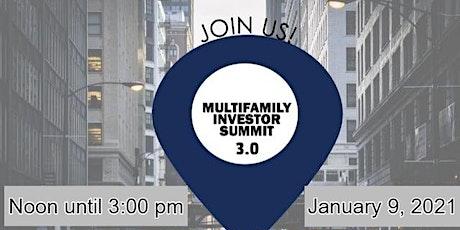 Chicago Multifamily Investor Summit 3.0 tickets