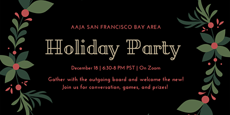 AAJA-SF's Holiday Party tickets