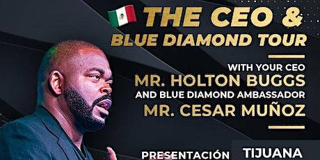 Presentación de Negocio con CEO Holton Buggs - Tijuana tickets