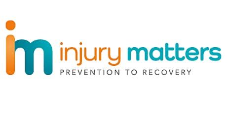 Injury Prevention Summit 2021 tickets
