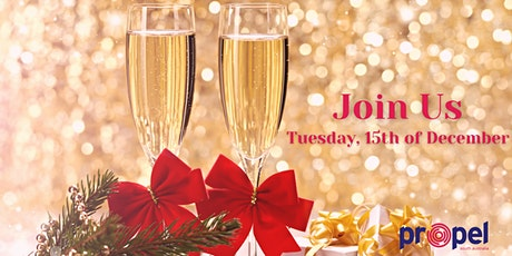 PropelSA | Christmas Networking Drinks tickets