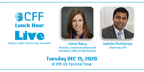CFF Live with Julina Macy - teaching kids cyber concepts through games tickets