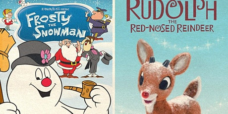 Frosty the Snowman/Rudolph the Red-Nosed Reindeer drive in movie in LA tickets
