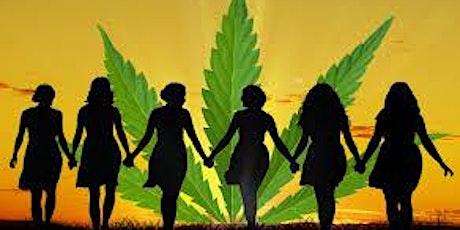Women & Cannabis Ladies Night! tickets