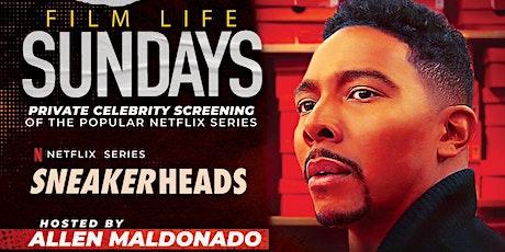 Florida Film House | Film Life Sundays | Screening Netflix's Sneakerheads tickets