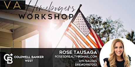 VA Home Buyers Workshop tickets