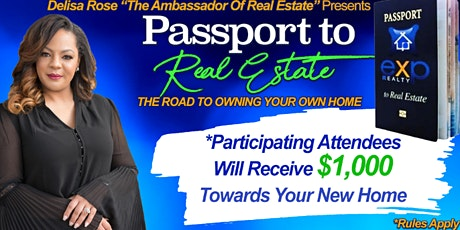 Online Home Buyer Seminar That Gives You $1000 Towards Your Home/Investment tickets