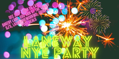 Laneway NYE Party tickets
