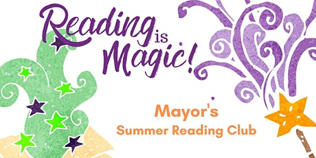Mayor's Summer Reading Club launch - Noarlunga Library tickets