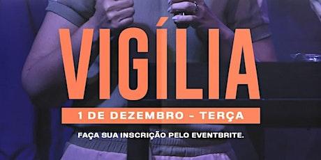 Vigília - Igreja do Caminho - 01/12 - 20h ingressos