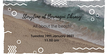 Beach Storytime and Craft @ Bermagui Library tickets