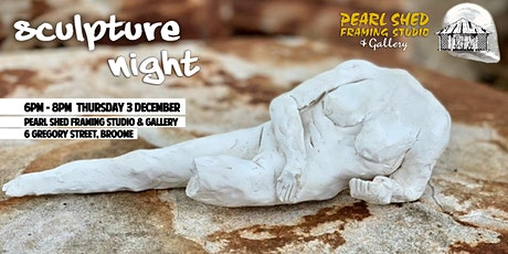 Sculpture Night with Amelia Jajko tickets