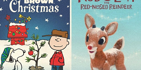 A Charlie Brown Christmas&Rudolph the Red-Nosed Reindeer drive in movie LA tickets