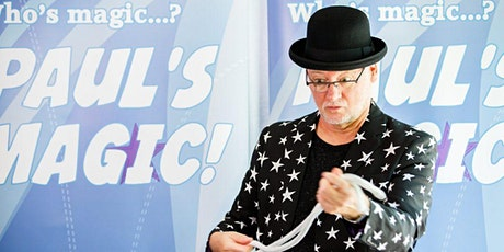 School Holidays: Magic Show @ Green Valley Community Centre - Ages: 5-12 tickets