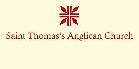 November 28 - 4:00 pm Advent I - Litany and Said Eucharist tickets