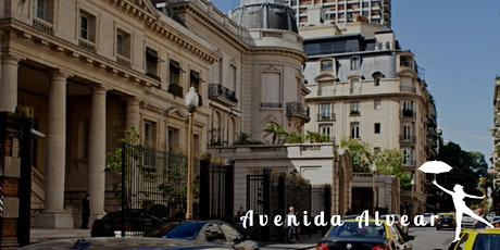 Avenida Alvear - Visita Guiada