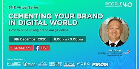 Cementing your brand in Digital World tickets