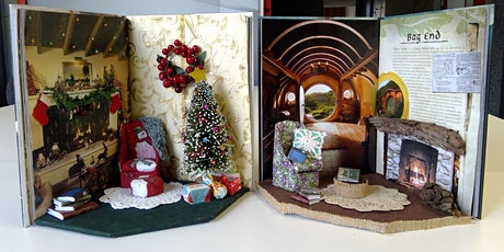 Make Your Own Book Diorama @ Burnie Library tickets