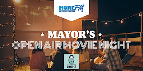Mayor's Open Air Movie Night tickets