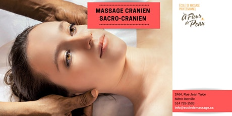 Massage Cranien/Sacro-cranien tickets