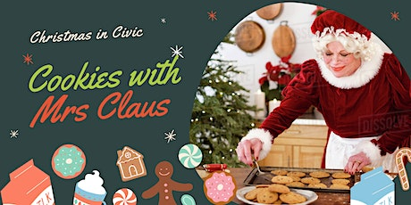 Cookies with Mrs Claus - City Walk tickets