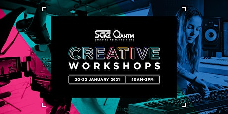 SAE Creative Workshops | Byron Bay tickets