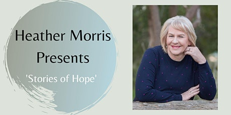 Heather Morris - Stories of Hope tickets