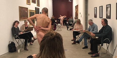 LIFE DRAWING IN THE GALLERY: DUAL MODELS tickets