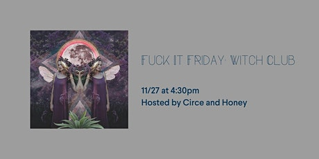 Fuck it Friday: Witch Club